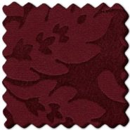 Stoff Meterware Damask Bordeaux [BORD53]