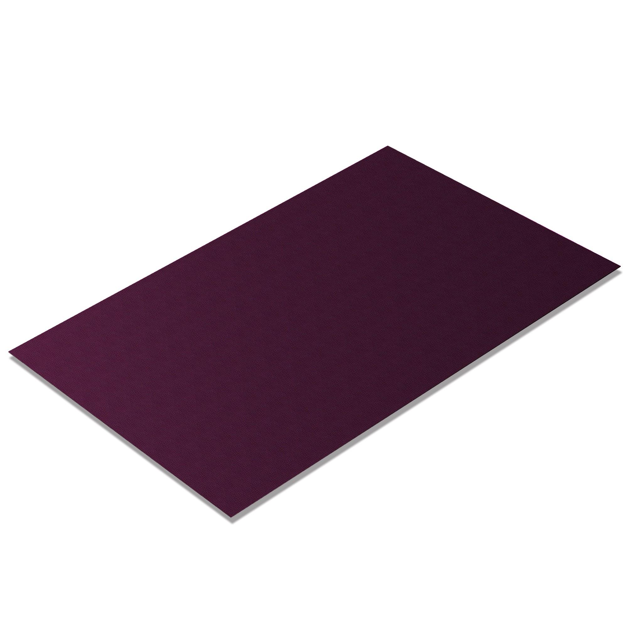 Kunstleder Meterware Florida Violett [FP3087]