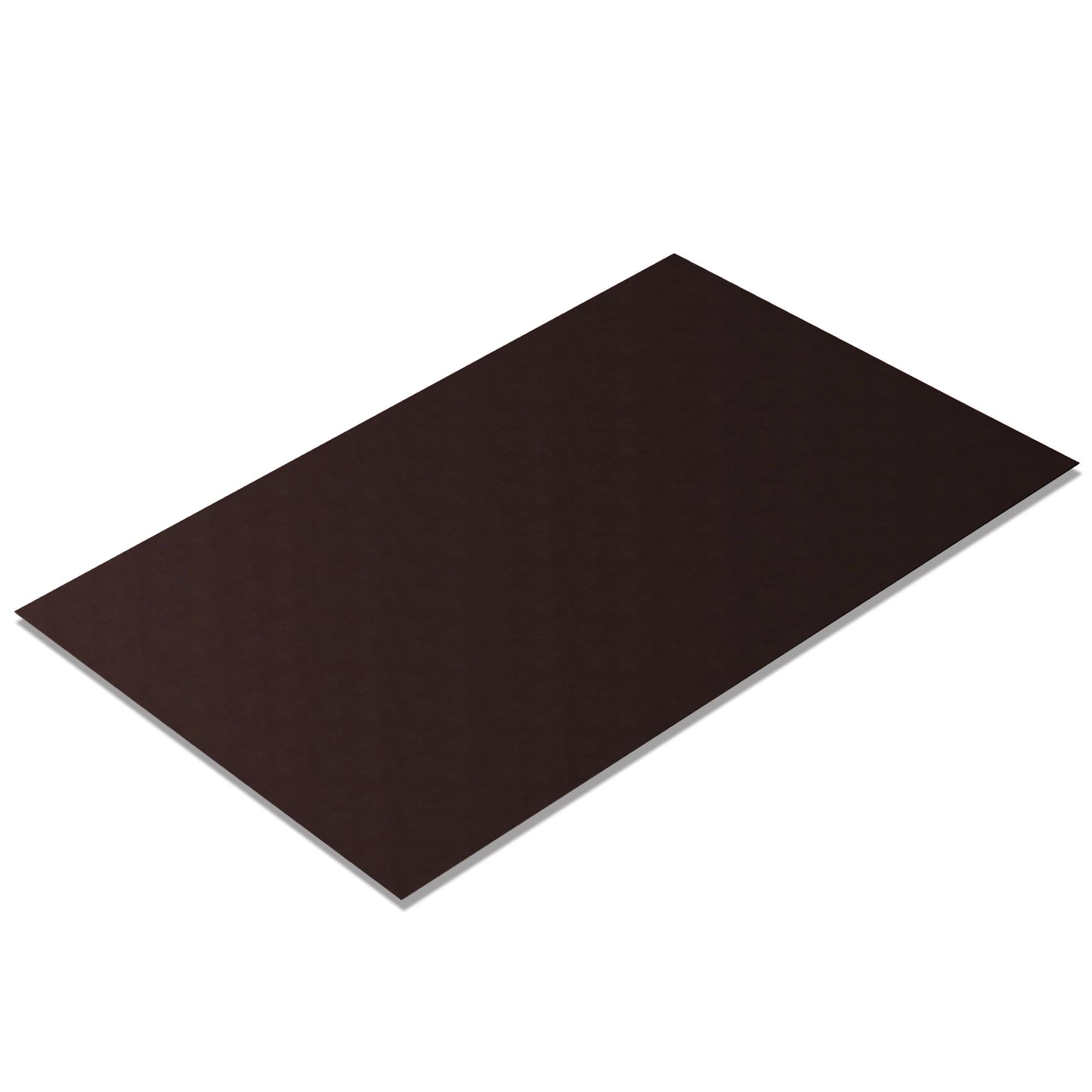 Kunstleder Meterware Freeport Dark-Chocolate [FRE812]