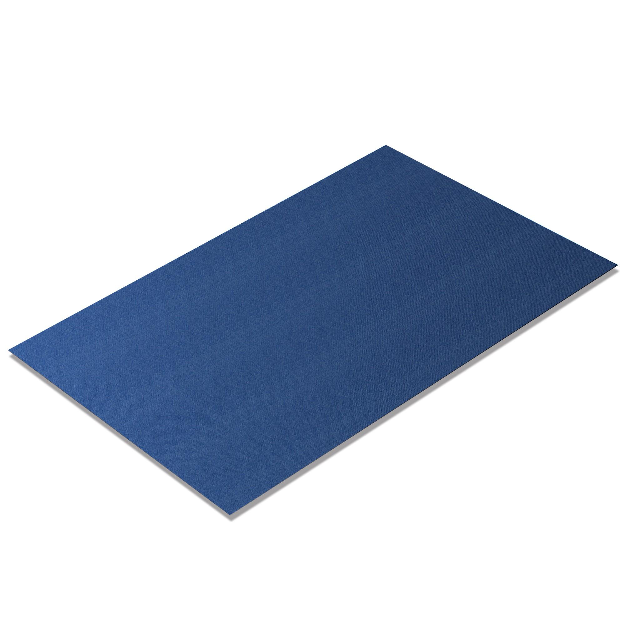 Stoff Meterware Indiana Jeansblau [IND27]