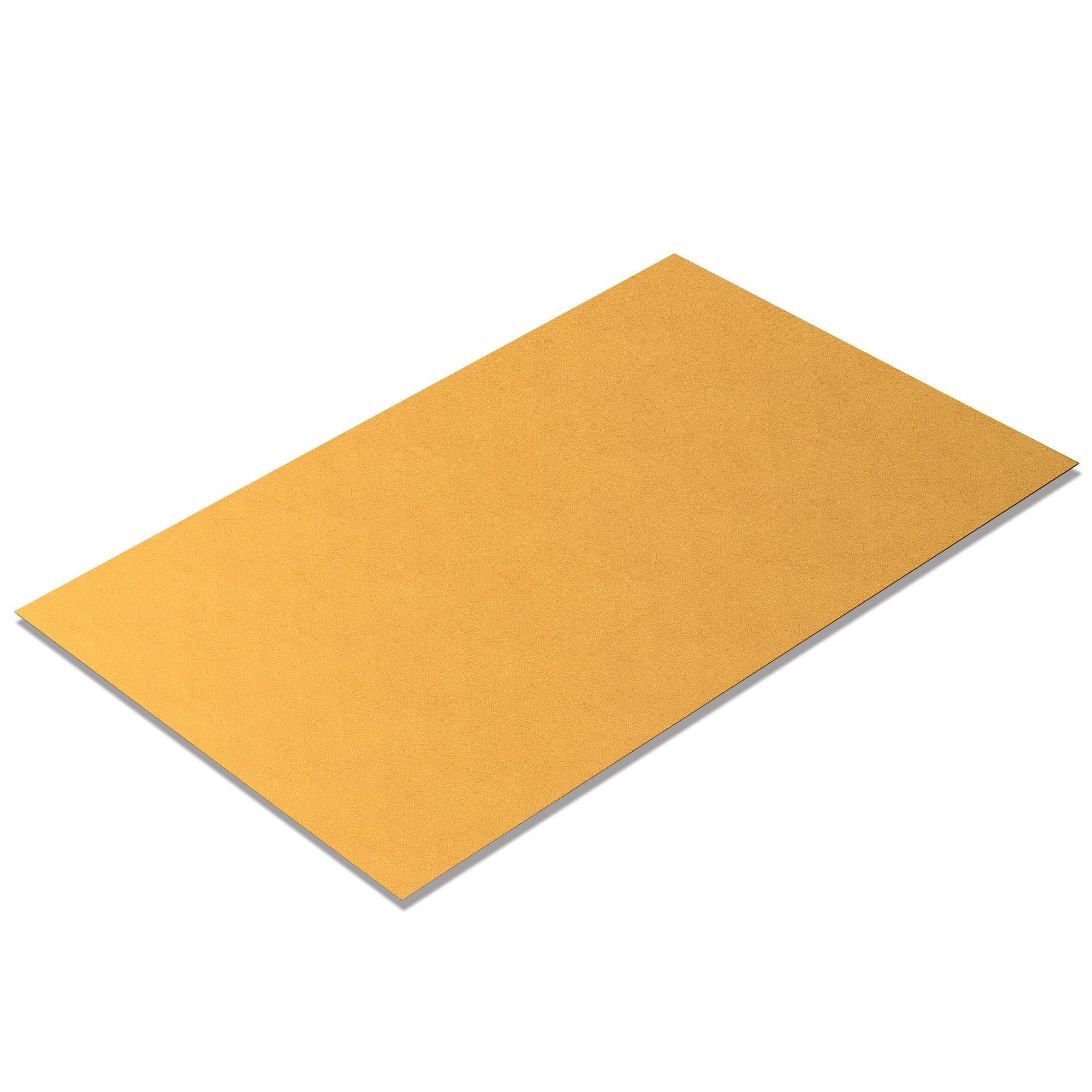 Kunstleder Meterware Latigo Yellow [LAT704]