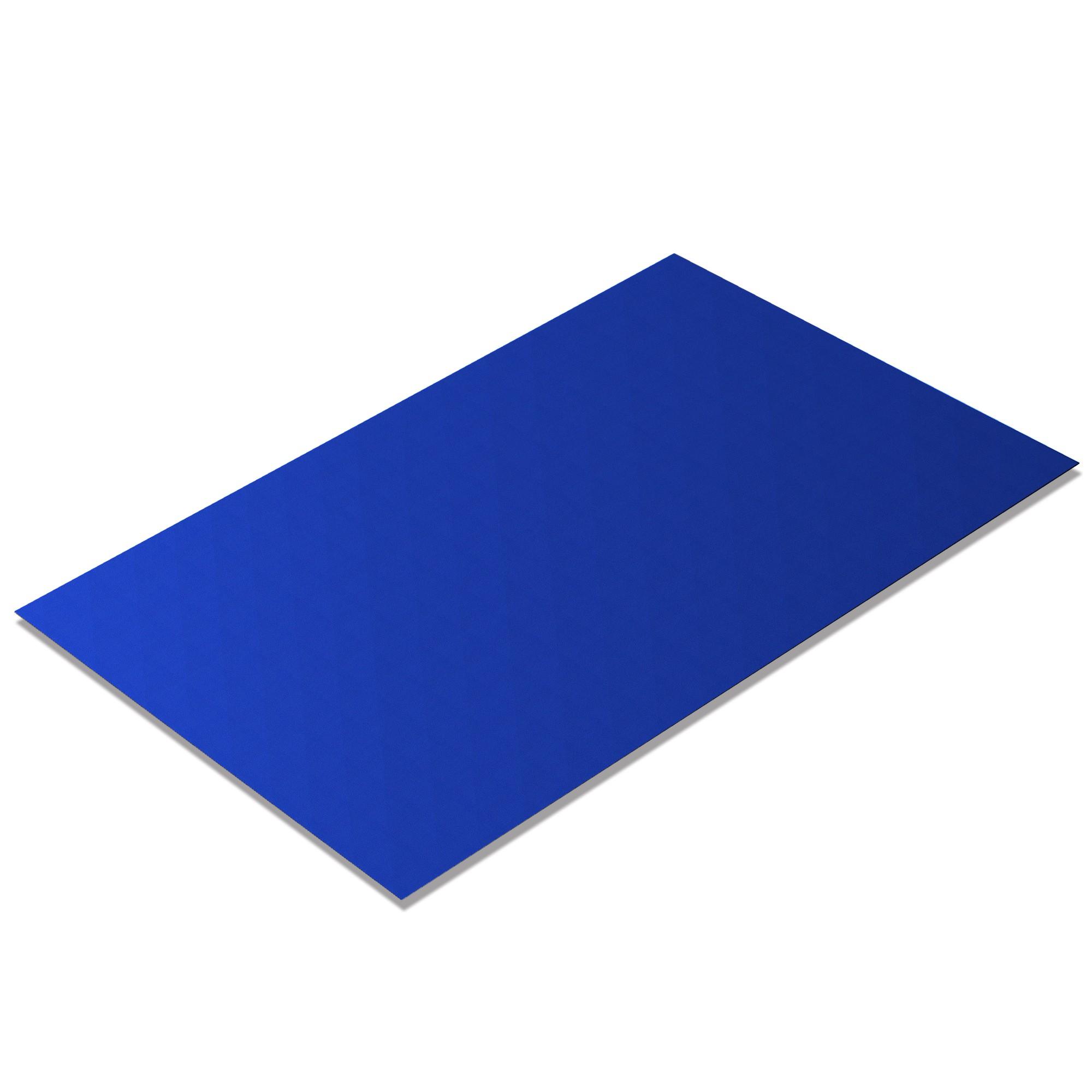 Kunstleder Meterware Teens Blau [TEE27]