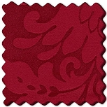 Muster Stoff Damask Hellrot [BORD33]